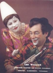 les wiliam clown
