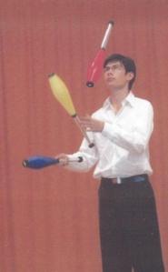 les wiliam jonglerie